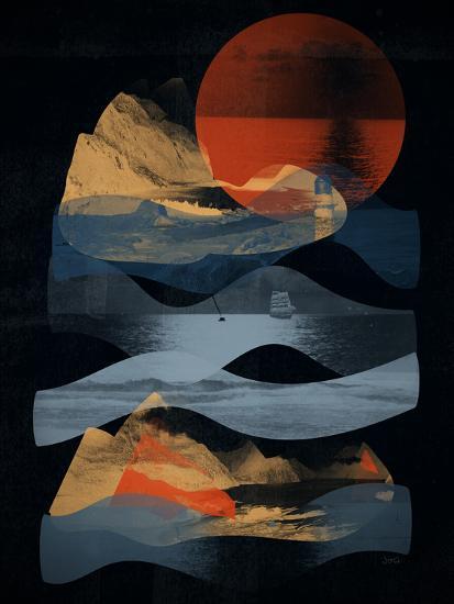 Descend-NDTank-Art Print