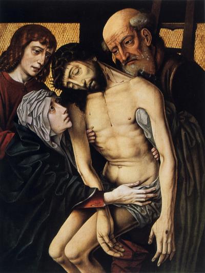 Descent from the Cross, C1430-Rogier van der Weyden-Giclee Print