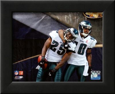DeSean Jackson & LeSean McCoy 2011 Action