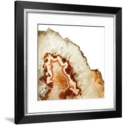 Desert Agate A--Framed Premium Photographic Print