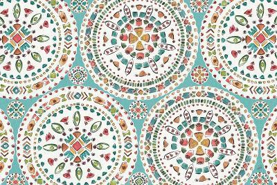 Desert Bloom XII-Daphne Brissonnet-Art Print