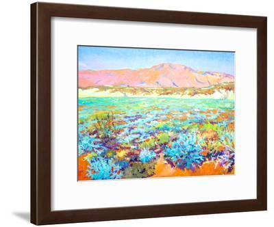 Desert By Suren-Suren Nersisyan-Framed Art Print