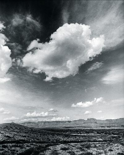 Desert Clouds-Andrew Geiger-Giclee Print