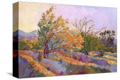Desert Garden-Erin Hanson-Stretched Canvas Print