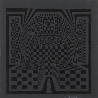 Desert Icon Exp.-Roy Ahlgren-Serigraph