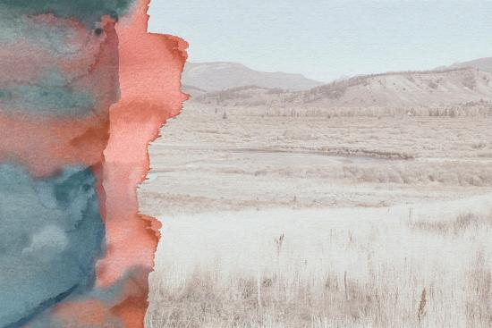 Desert Ink 3-THE Studio-Giclee Print