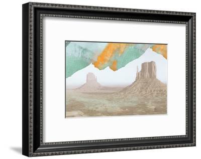 Desert Ink 4-THE Studio-Framed Premium Giclee Print