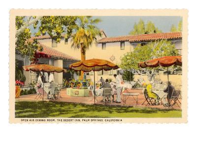 Desert Inn, Palm Springs, California--Art Print