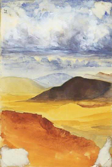 Desert Landscape-Claude Conder-Giclee Print
