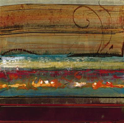 Desert Melody III-John Douglas-Art Print