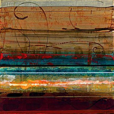 Desert Melody III-Douglas-Giclee Print