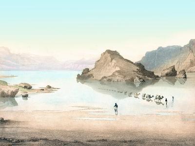 Desert Mirage, 1854 Artwork-Detlev Van Ravenswaay-Photographic Print