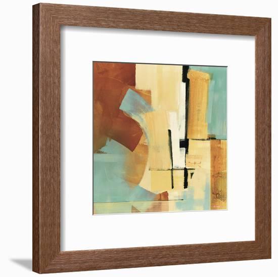 Desert Oasis I-Noah Li-Leger-Framed Art Print
