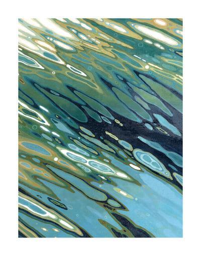 Desert Oasis-Margaret Juul-Art Print
