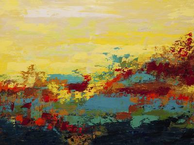 Desert Oasis-Hilary Winfield-Giclee Print