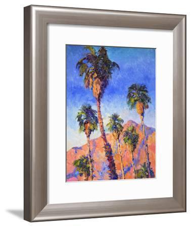 Desert Palms 2-Suren Nersisyan-Framed Art Print