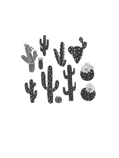 desert plants-Natasha Marie-Art Print