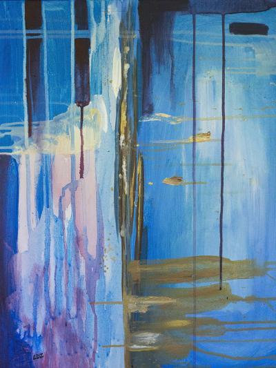 Desert Rain-Laura D Zajac-Art Print