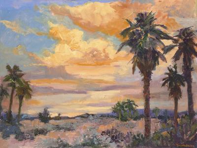 Desert Repose I-Nanette Oleson-Art Print