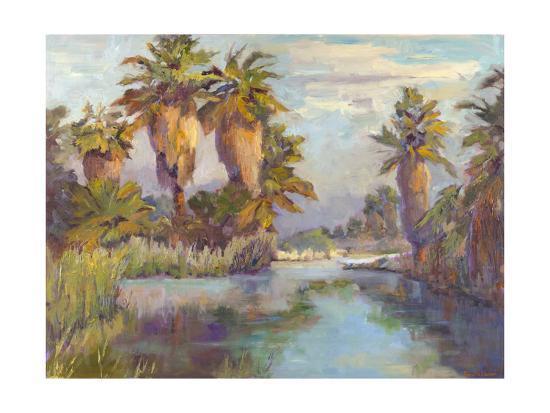 Desert Repose II-Nanette Oleson-Art Print