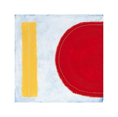 Desert Road I-Esther Wragg-Giclee Print