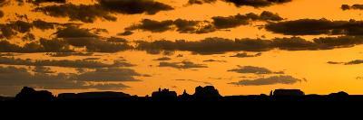 Desert Sky Panorama-Steve Gadomski-Photographic Print