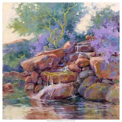 Desert Stream-Julie Pollard-Giclee Print
