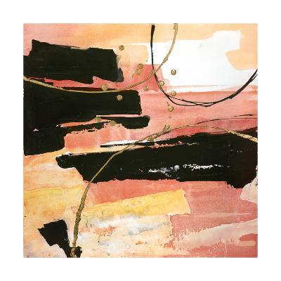 Desert Sunset 1-Chris Paschke-Premium Giclee Print
