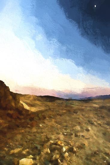 Desert Sunset-Philippe Hugonnard-Giclee Print