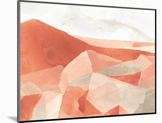 Desert Valley I-June Erica Vess-Mounted Art Print