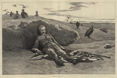 Deserted!-Joseph Nash-Giclee Print