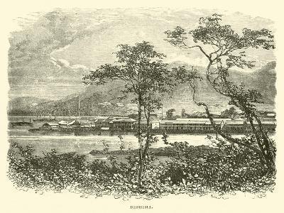 Deshima--Giclee Print