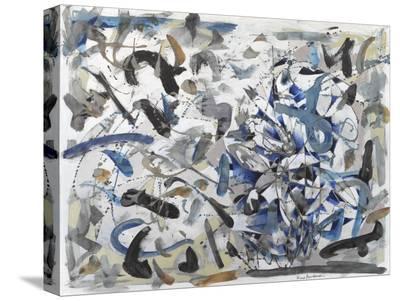 Desiderio di danza-Nino Mustica-Stretched Canvas Print