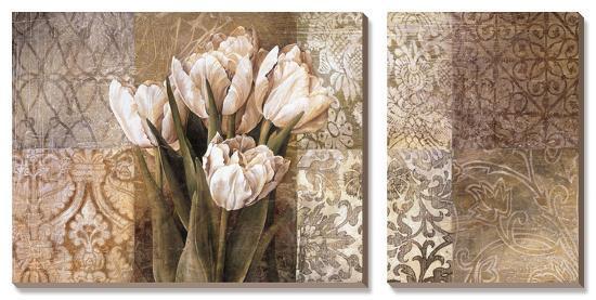 Design Elements-Linda Thompson-Canvas Art Set