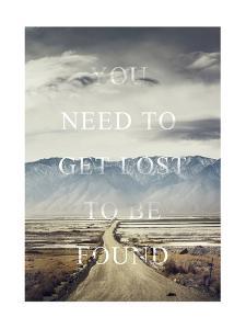 Get Lost by Design Fabrikken
