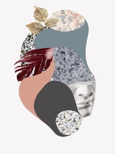 Terazzo Amoebe 2 by Design Fabrikken