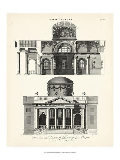 Design for a Chapel-J^ Wilkes-Art Print