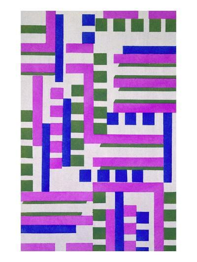 Design from 'Nouvelles Compositions Decoratives', Late 1920S (Pochoir Print)-Serge Gladky-Giclee Print