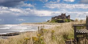 Bamburgh Castle; Northumberland, England by Design Pics Inc