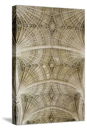 Ceiling of King's College Chapel