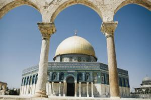 Dome of the Rock. Jerusalem,Israel by Design Pics Inc
