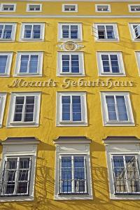 Mozart's Birthplace, Exterior by Design Pics Inc