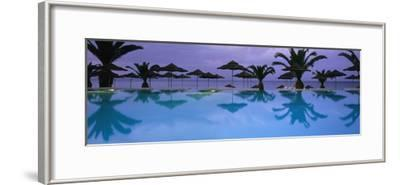 Panoramic View of Infinity Pool