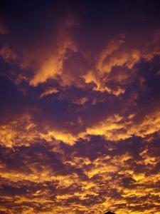 Scenic Cloudscape at Dawn by Design Pics Inc