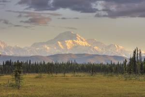 Scenic View of Mount Mckinley, Alaska by Design Pics Inc