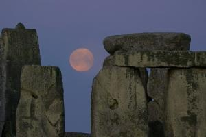 Stonehenge, Wiltshire, Uk Charles Bowman by Design Pics Inc