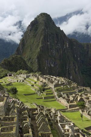 The Historic Inca Site Machu Picchu; Peru by Design Pics Inc