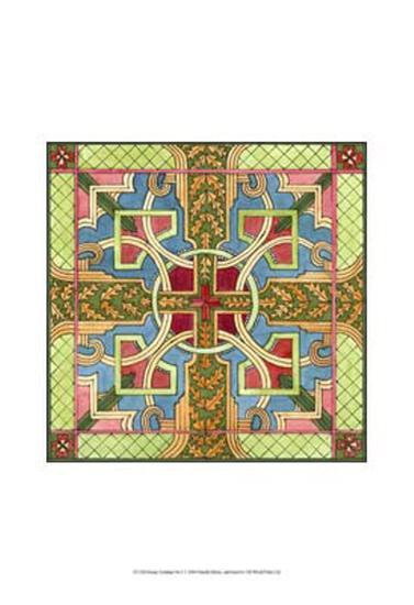 Design Template I-Pamela Shirley-Art Print