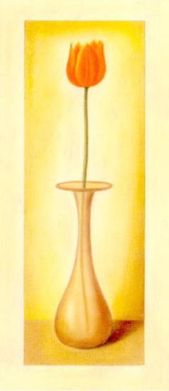 Design Triptic II-Lewman Zaid-Art Print