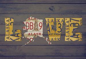 AK State Love by Design Turnpike